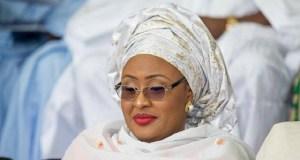 Aisha Buhari establish