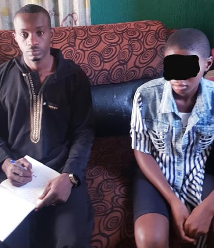 A Girl Aging 11years Raped By Mr Frank In Ovwian Community in Delta State