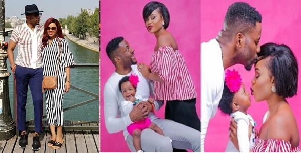 Ebuka Obi-Uchendu & wife, Cynthia welcome second child secretly - YabaLeftOnline