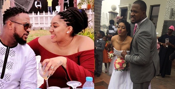 Image result for 'Huge Breasts' crashed Mofe Duncan's marriage (Details)