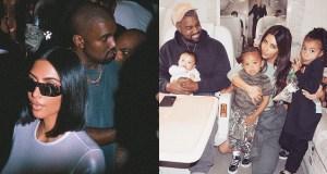 Kanye West Kim Kardashian 4th child