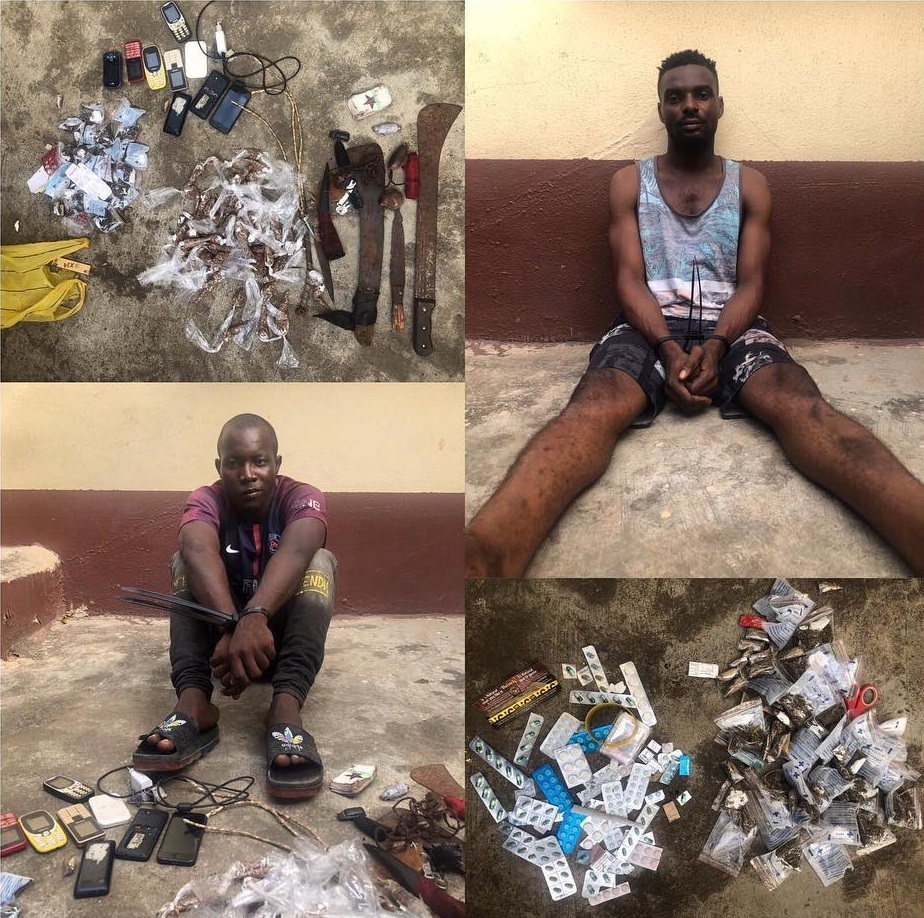 I Make N3.6million Annually From Selling Hard Drugs – Suspect