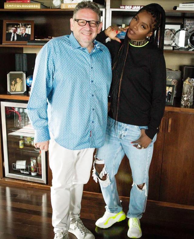 Tiwa Savage leaves Mavin Records, Don Jazzy writes moving Tribute to