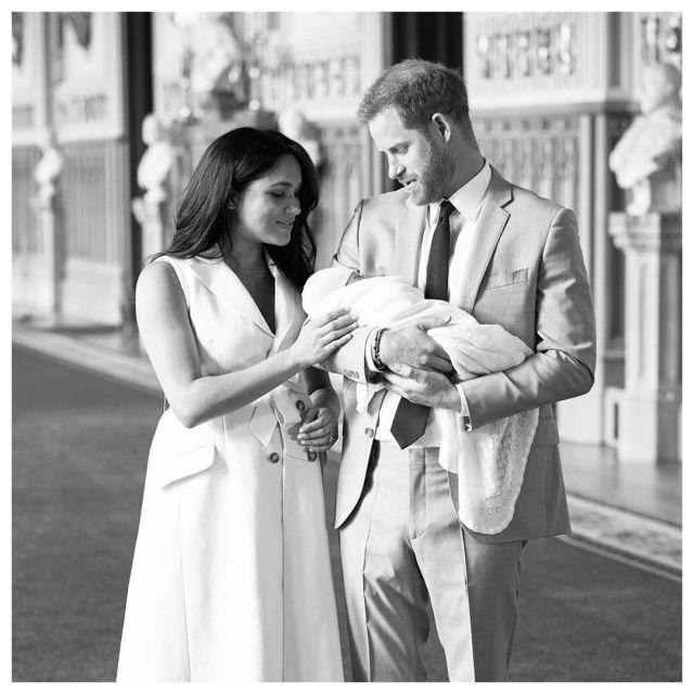 Meghan Markle Prince Harry son