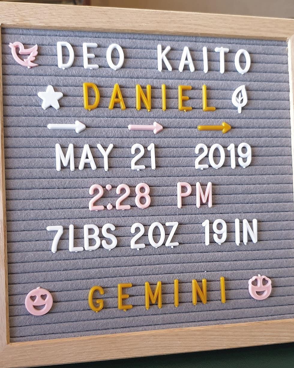 Daniel K Daniel shares