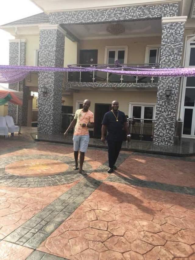 Onye Eze arrests Blessing Okoro