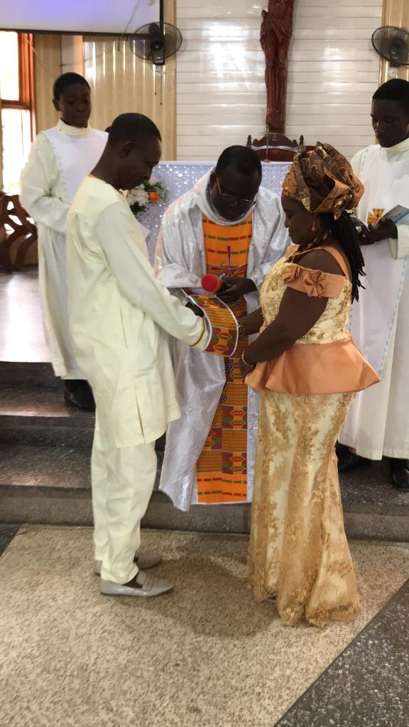 Muslim Man Catholic Wife Bless Marriage