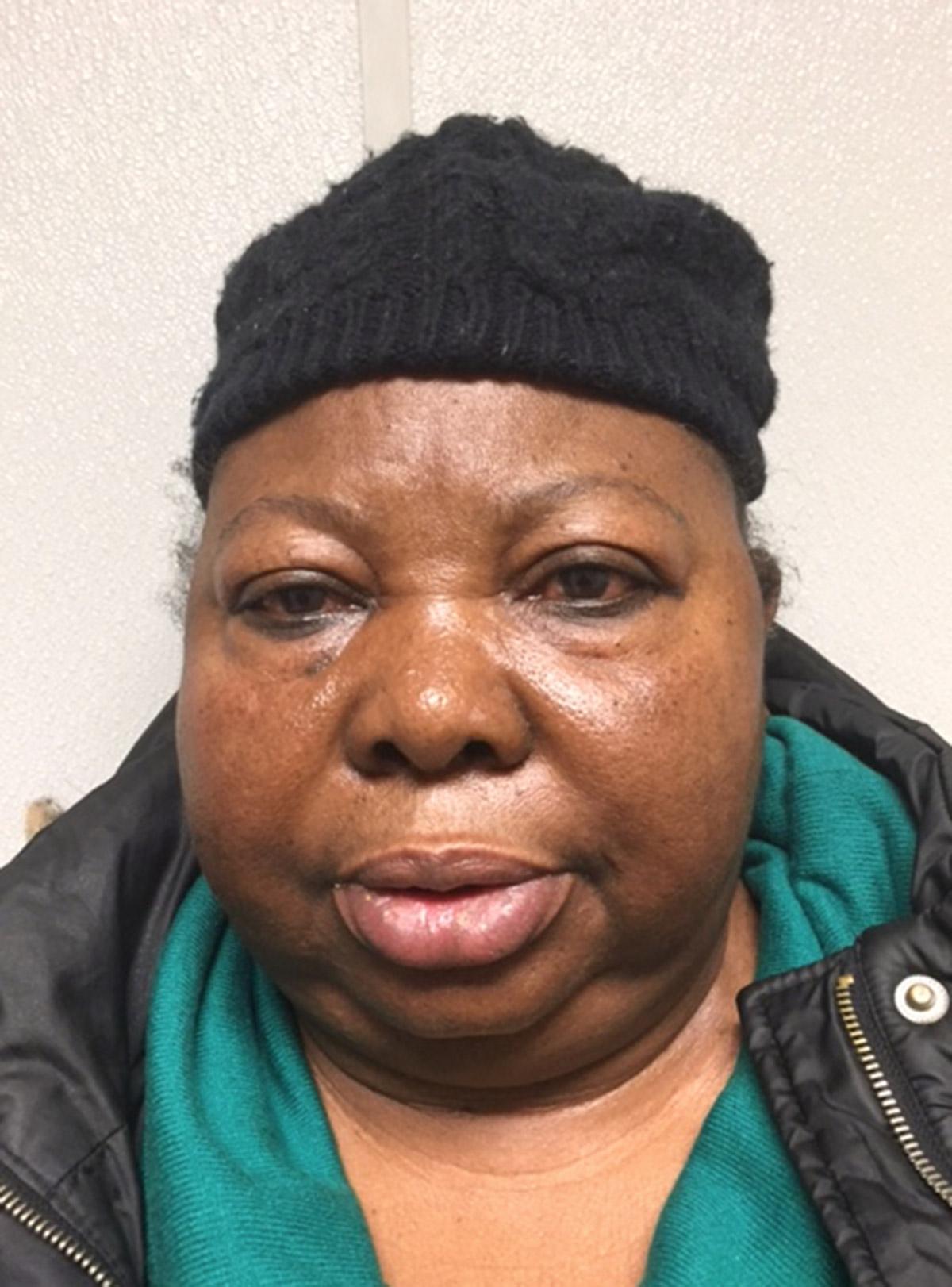 Nigerian nanny sentenced