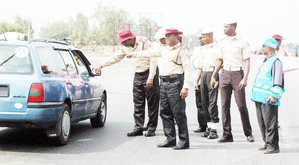 FRSC warns Nigerian motorists