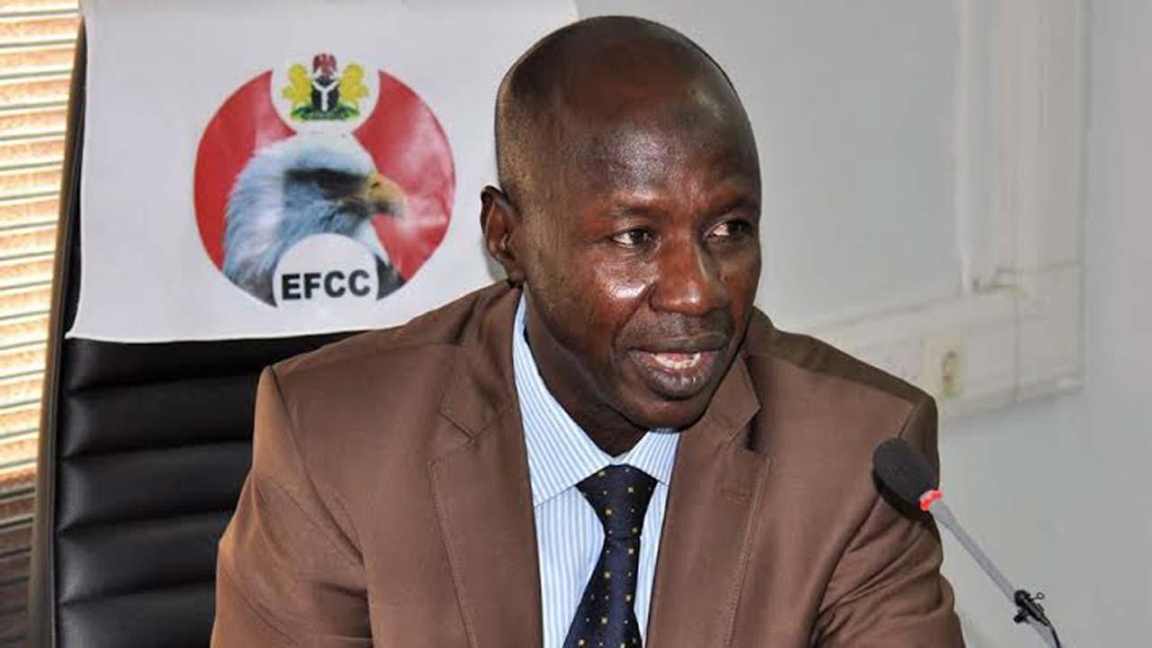 Ibrahim Magu warns Nigerian students