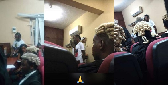 OMG! Naira Marley pleads not guilty; to be remanded in prison custody till May 30th(video / photos)
