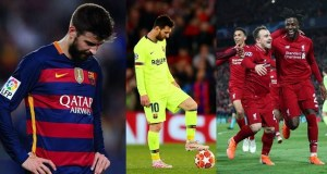 Gerard Pique reveals Barcelon