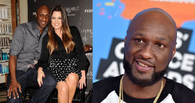 Khloe Kardashian's ex-husband Lamar Odom reveals he's a sex addict and has slept with over 2,000 women - YabaLeftOnline