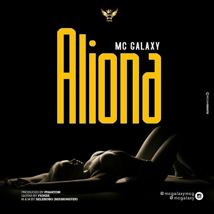 Download Music: MC Galaxy – Aliona (Prod. By Phantom)