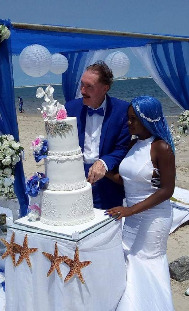 Nigerian lady gets married