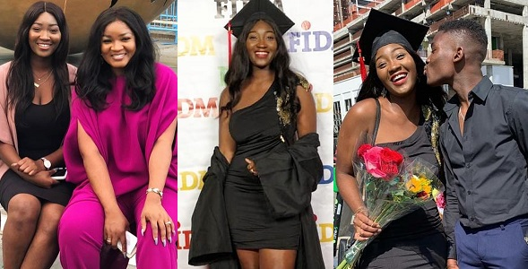Omotola Jalade celebrates second daughter