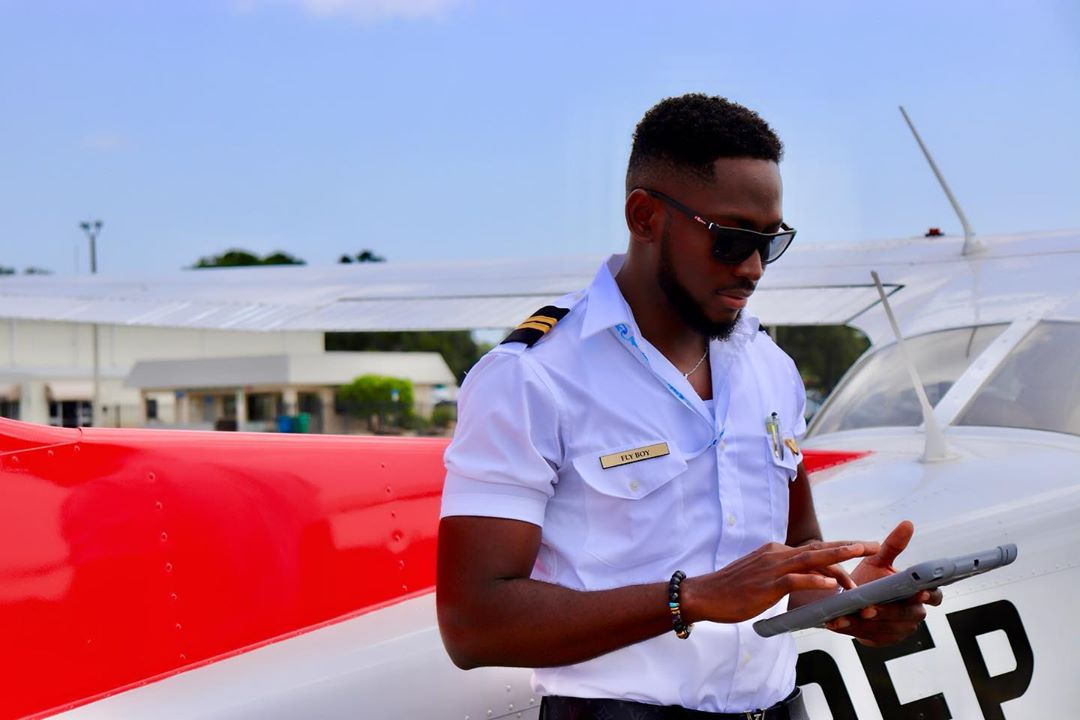"BBNaija 2018 winner, Miracle Ikechukwu becomes certified as an ""Instrument Rated"" pilot"