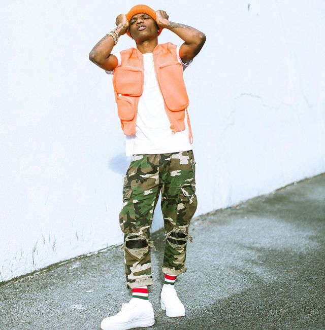 Without Drake, Nobody will know Wizkid – American OAPs