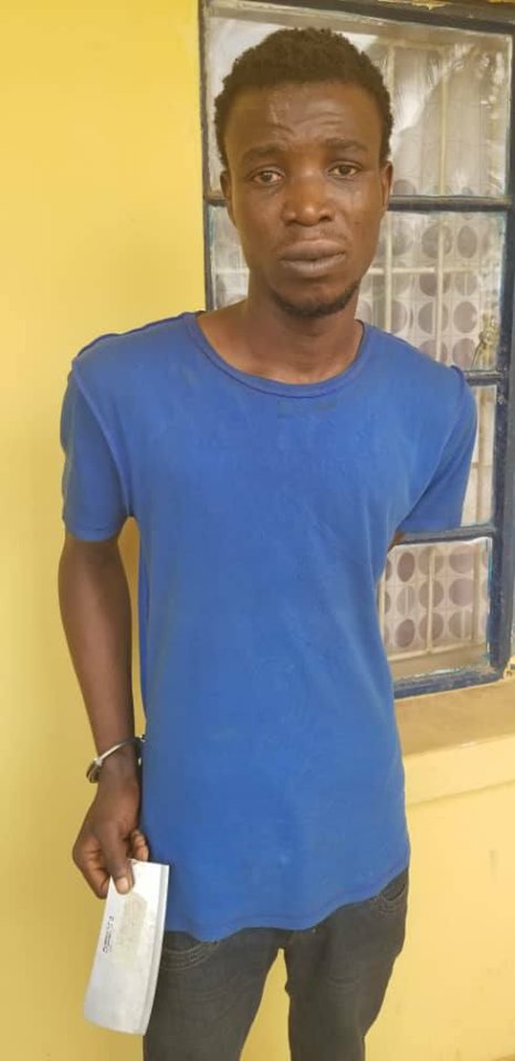 ARREST: NCE Holder Apprehended For Armed Robbery In Ogun
