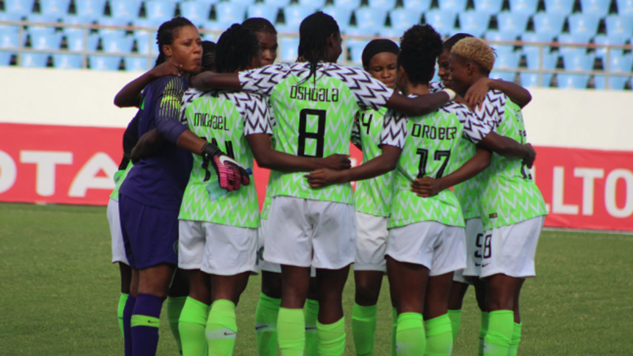 Super Falcons crash out of Women's World Cup