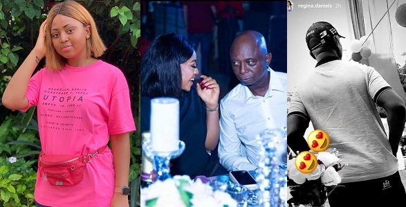 Image result for Regina Daniels Gushes Over Her Billionaire Husband As She Shares Photo Of Him On Her Instagram For The First Time