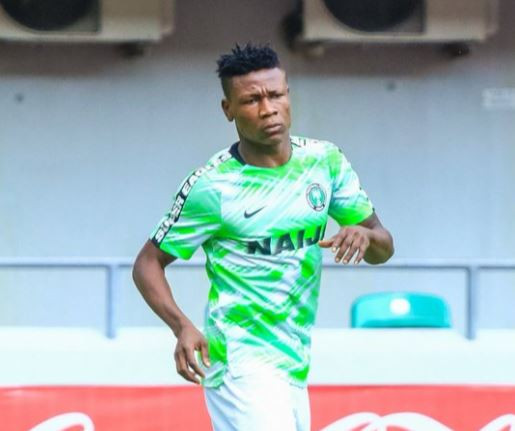 Super Eagles striker, Samuel Kalu suffers heart attack 24-hours before AFCON, collapses while trying to take a corner kick during training