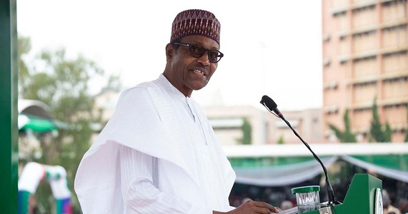President Buhari commends Nigerians