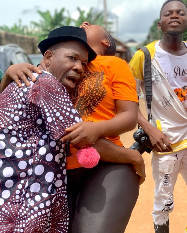 Actor Chiwetalu Agu Rests