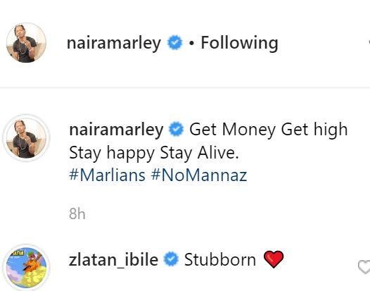 Naira Marley says