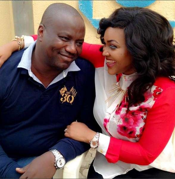 Mercy Aigbe Reacts When Lanre Gentry says is back in his house