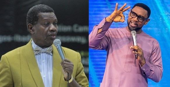 Image result for Pastor Adeboye breaks silence on rape allegation against Biodun Fatoyinbo