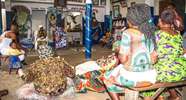 Benin offers Voodoo prayers