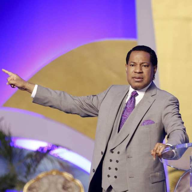 Pastor Chris Oyakhilome's statement