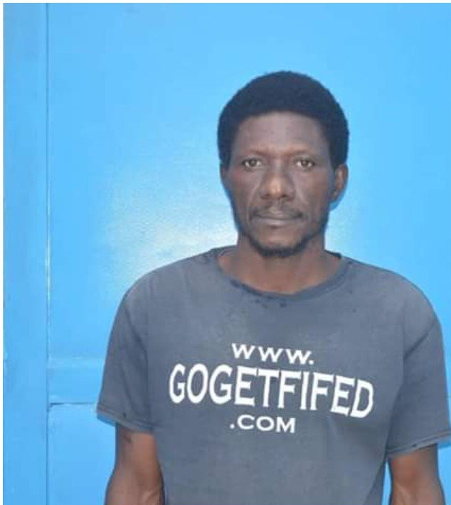 Two men arrested