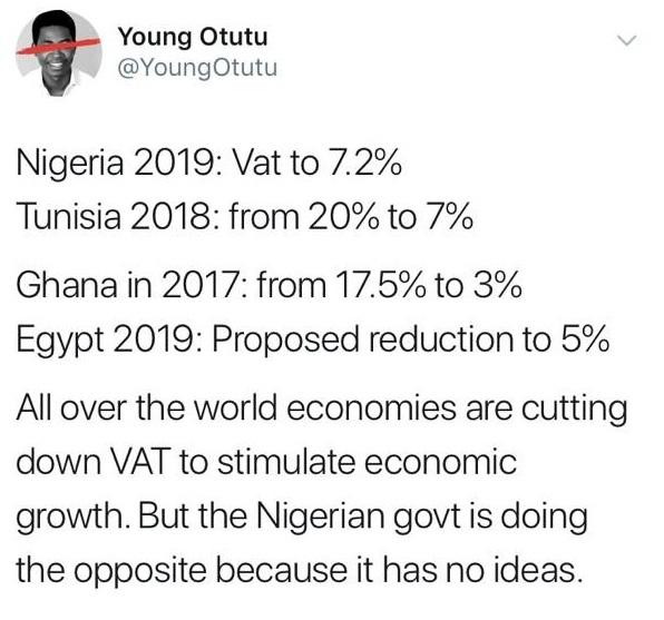 Nigerians say