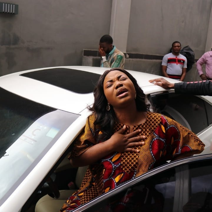 Mercy Chinwo gets