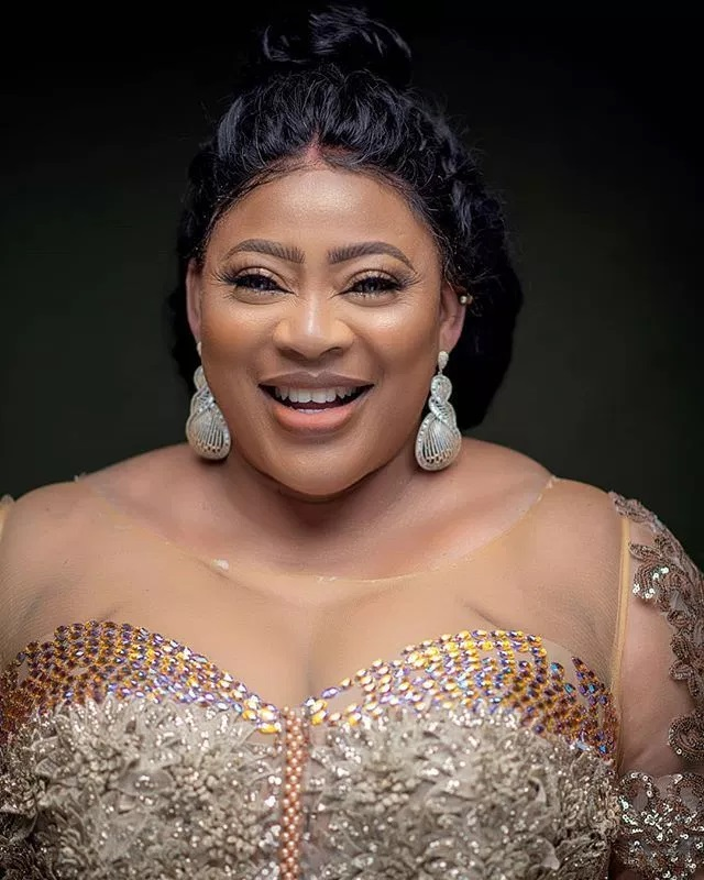 Actress Ayo Adesanya shares