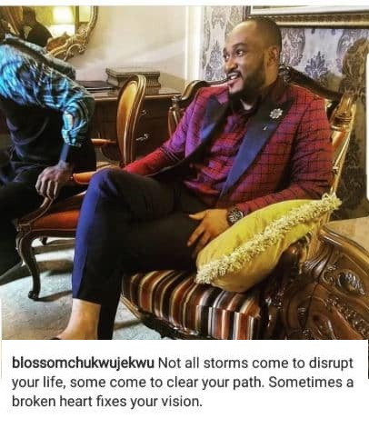 "Blossom Chukwujekwu - ""Sometimes a broken heart fixes your vision"" 3"