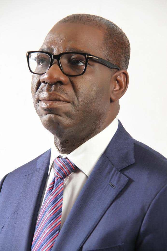 Godwin Obaseki 'disgraced