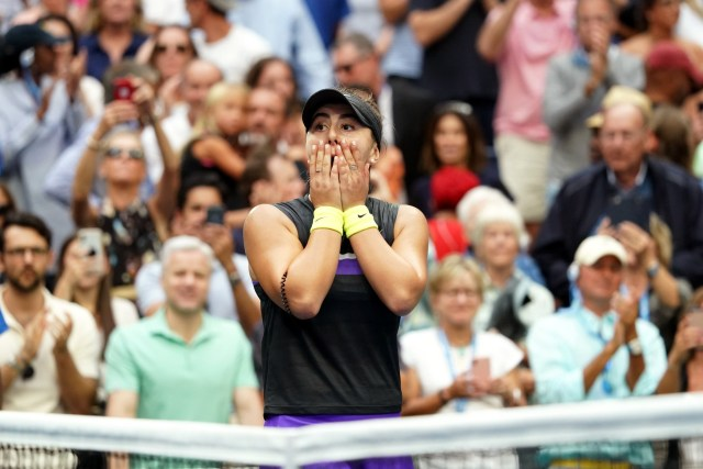Serena Williams loses