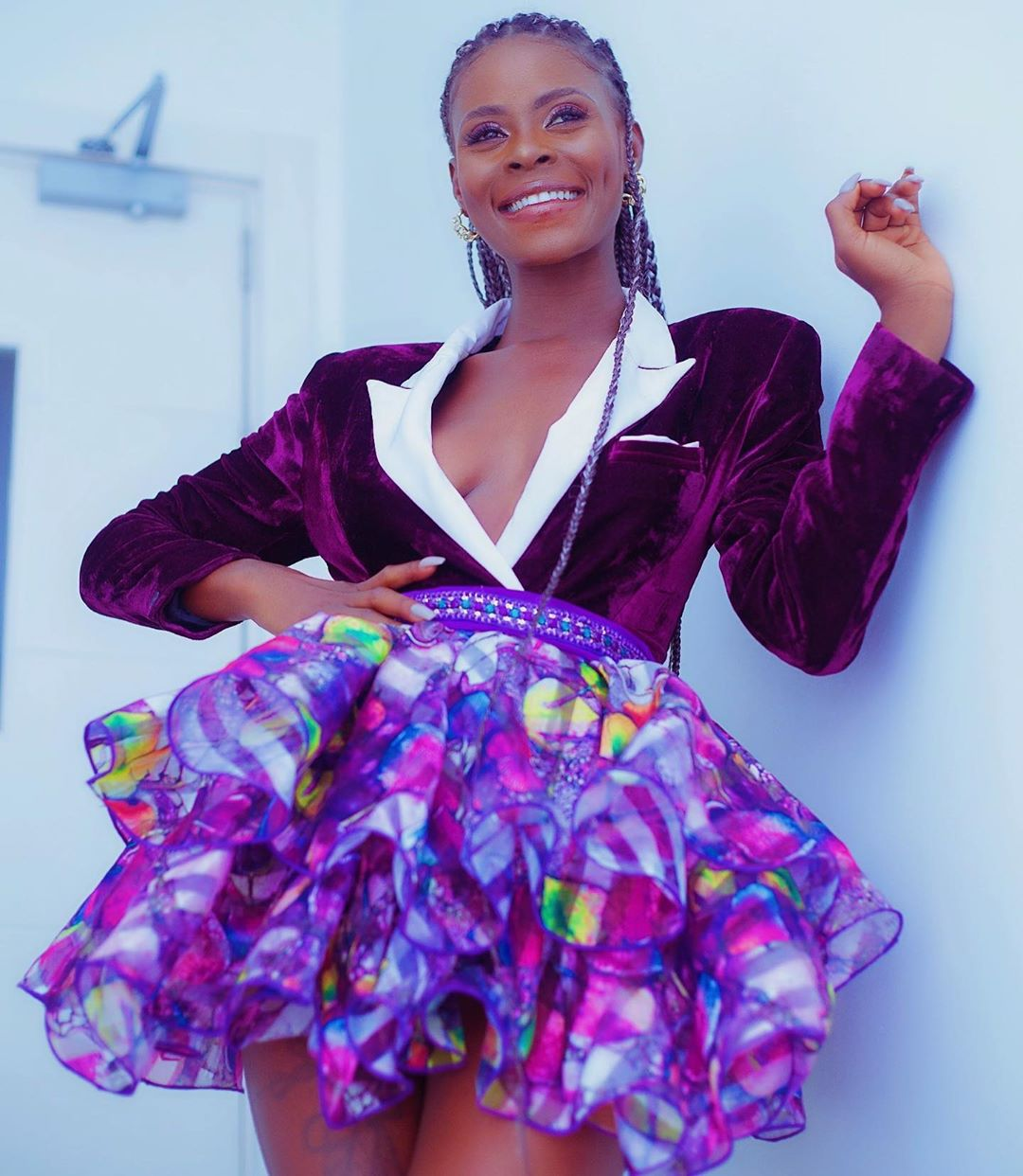 BBNaija's Khloe reacts after being call out for having s3x behind school mosque