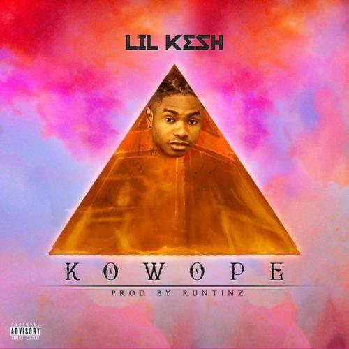 Music: Lil Kesh – Kowope