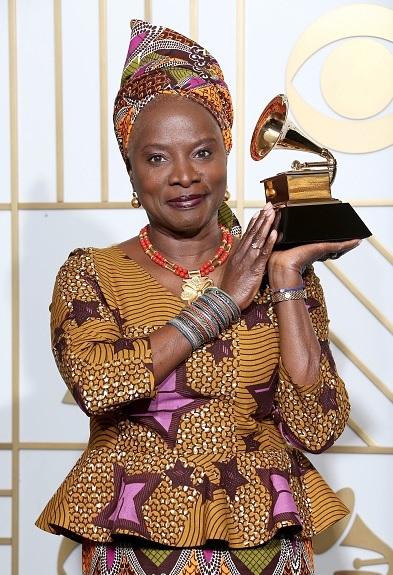 """A nomination is a huge achievement"" – AKA speaks 1"