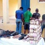 Just in: 3 men sentenced to death by hanging for the 2016 Osun Bank robbery that claimed many lives