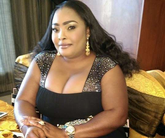 I use to wear 3 bras while running in Secondary School – Busty Actress Ronke Odusanya reveals