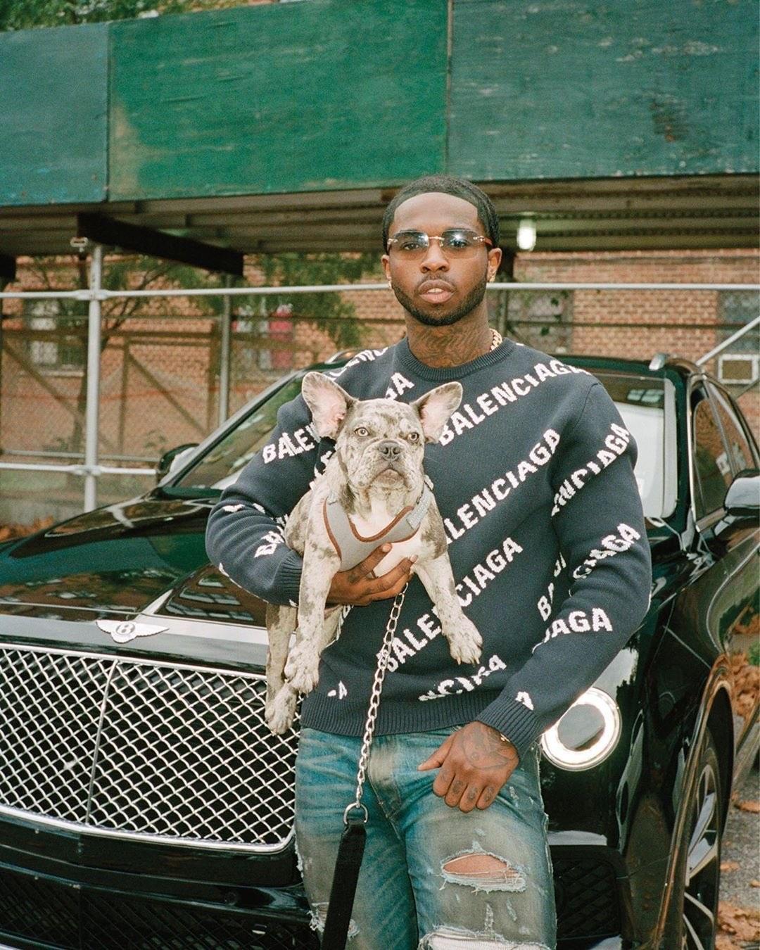 America Rapper, Pop Smoke Shot Dead at 20.