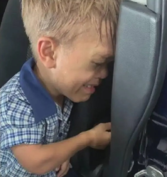 Bullied 9-yr-old Boy with Dwarfism stands tall as he receives global support after his heartbreaking video went viral