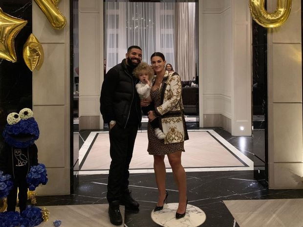 Drake's baby mama