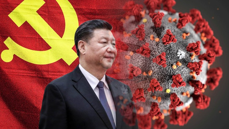 Chinese government sued