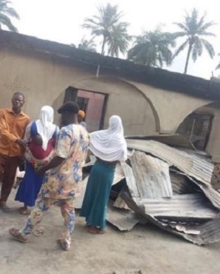 Wife sets husband's house ablaze for marrying another wife 2